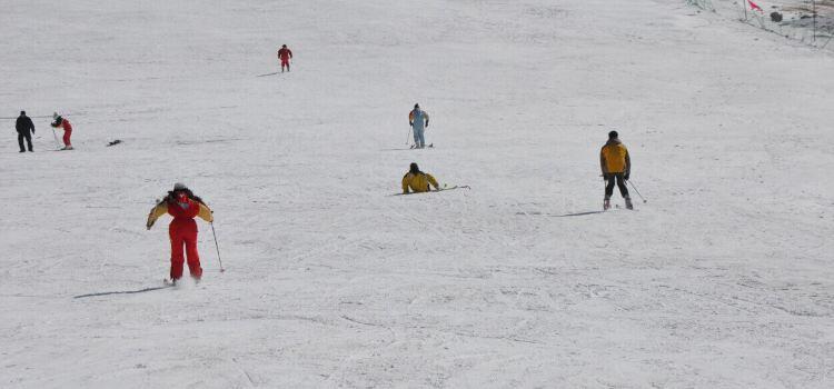 蘇峪口滑雪場2