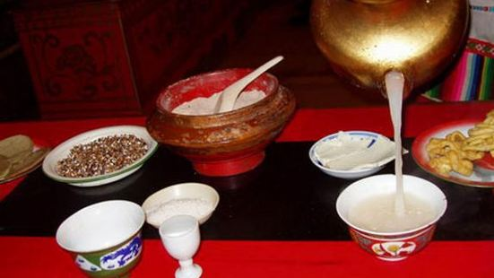 新千年藏餐廳