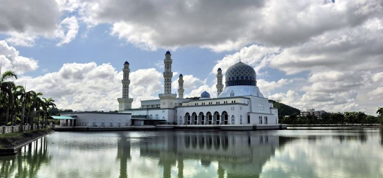 Kota Kinabalu City Mosque3