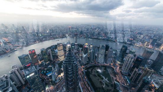 上海環球金融中心觀光天閣