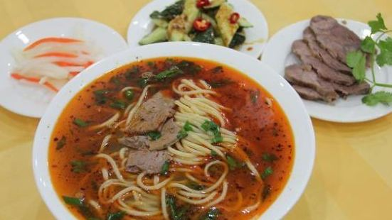 蘭州拉麵(通惠中路店)