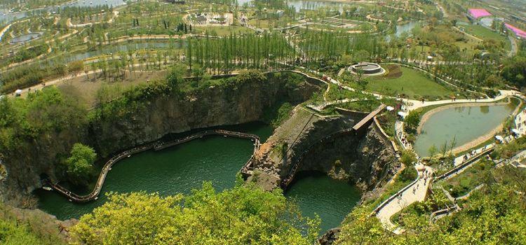 上海辰山植物園
