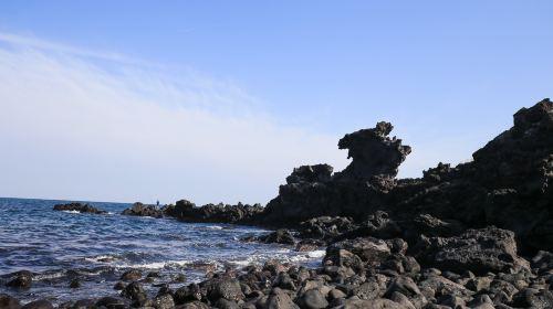 Dragon Head Rock