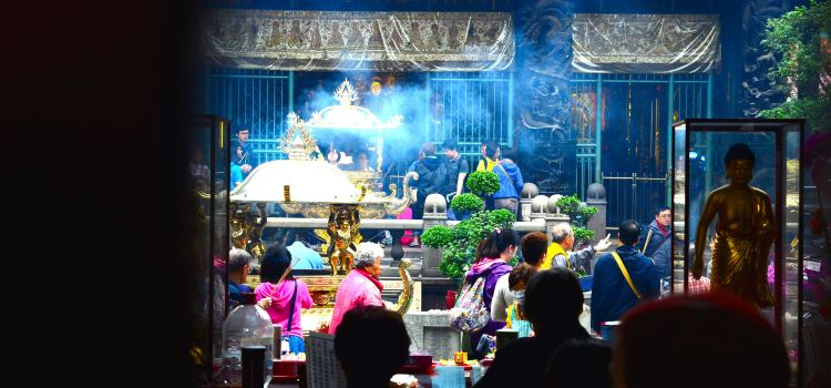 Lungshan Temple of Manka1