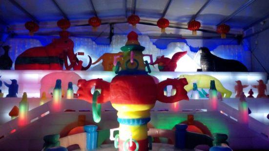 哈爾濱國際冰雕展(滄州站)