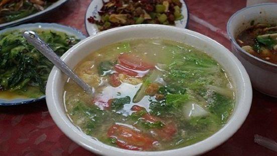 西域川菜館