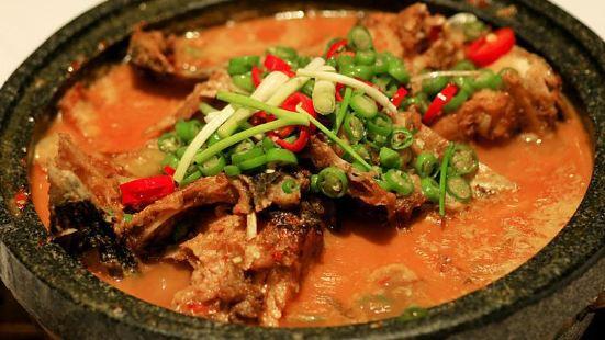 百江食府石鍋魚