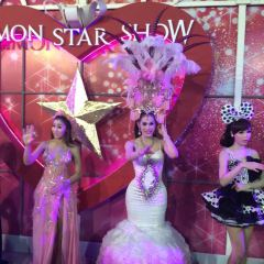 사이몬 스타 쇼 여행 사진