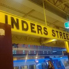 Flinders Street Railway Station User Photo