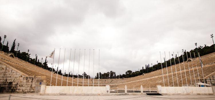 泛雅典娜體育場2