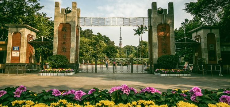 Yuexiu Park3