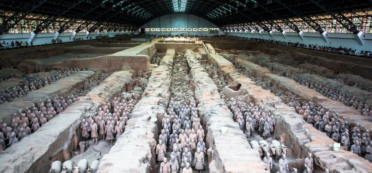 Emperor Qinshihuang's Mausoleum Site Museum2