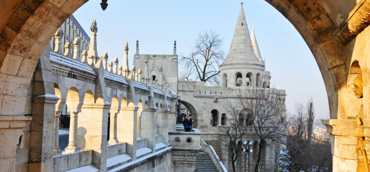 Fisherman's Bastion2