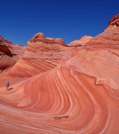 新墨西哥州游记图文-美国Zion国家公园溯溪、波浪谷徒步/犹他州单车越野/Route66探寻美国公路文化(上篇)