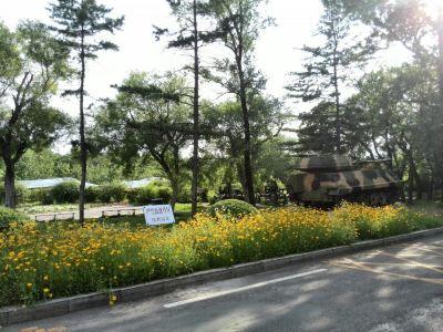 楊靖宇烈士陵園