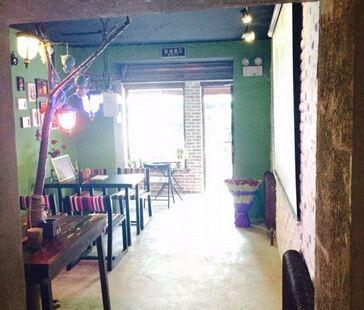 你的故事主題咖啡館