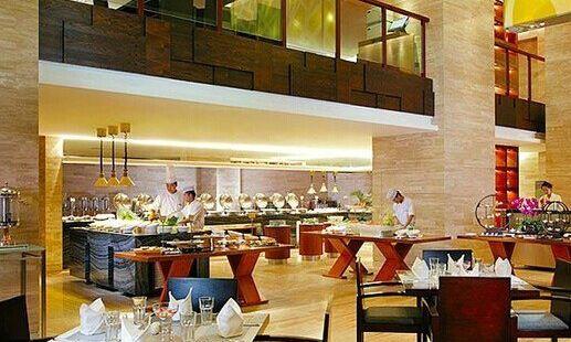 鳳凰水城凱萊度假酒店船餐廳