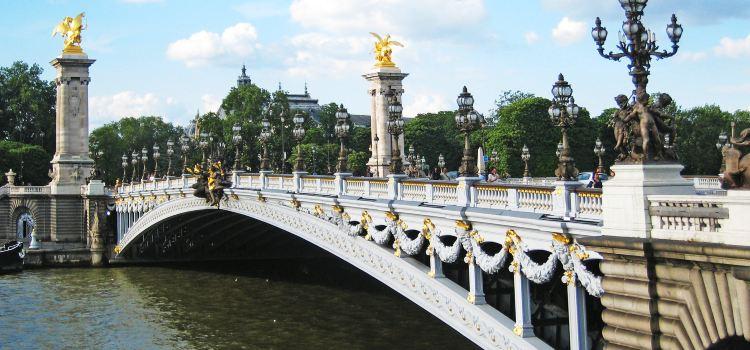 Le Pont Alexandre-III1