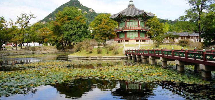 景福宮(キョンボックン)2