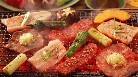 香格裡拉中泰烤肉