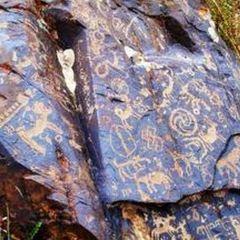 盧山岩畫用戶圖片