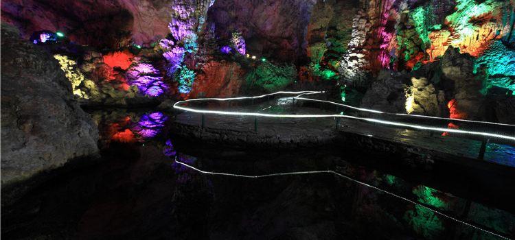 The Shenlong Cave of Huangguoshu2