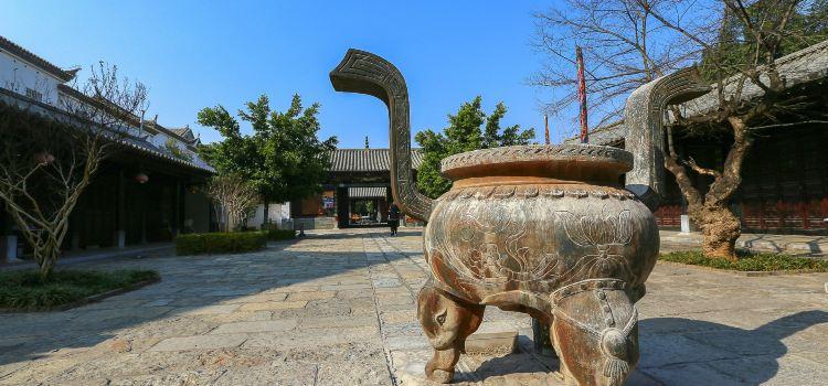 Jianshui Confucius Temple2