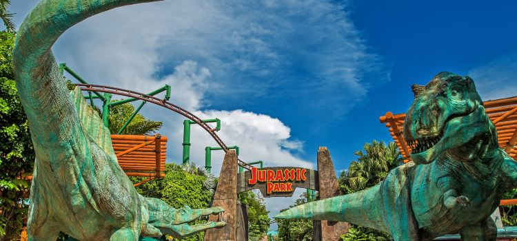 Universal Studios Singapore2