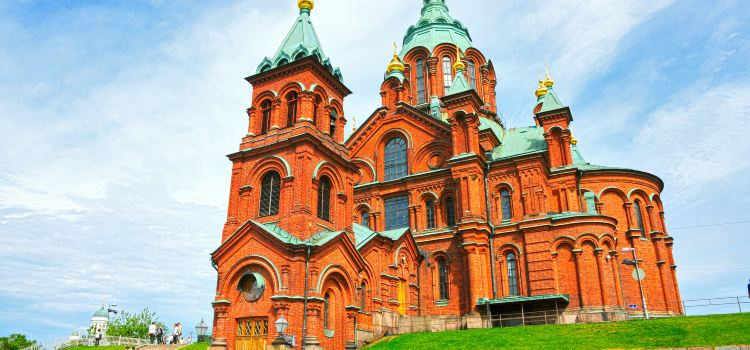 Orthodox Uspensky Cathedral1
