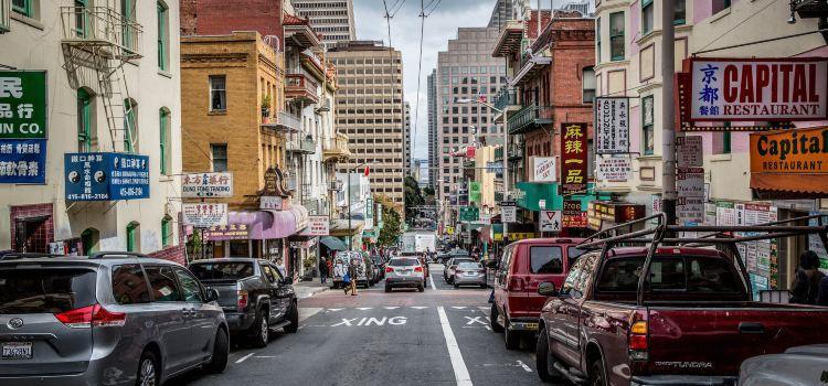 샌프란시스코 차이나타운2