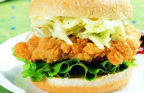 百樂茲炸雞漢堡