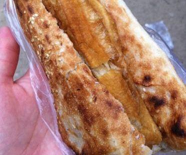 阿蘭油條烤餅