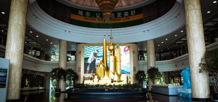 Shanghai Urban Planning Exhibition Hall2