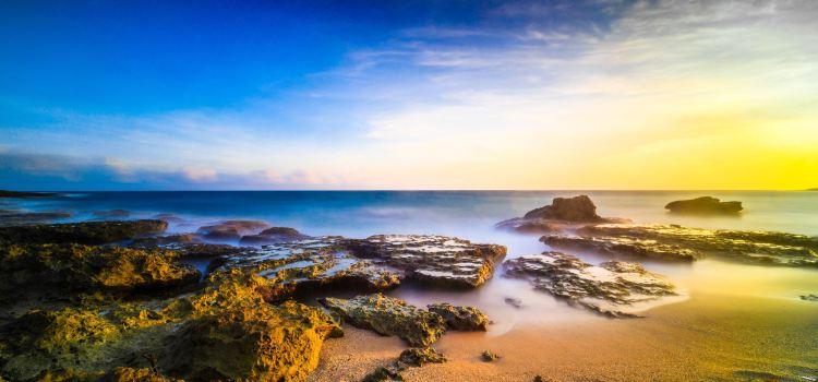 墾丁白沙灣海灘3