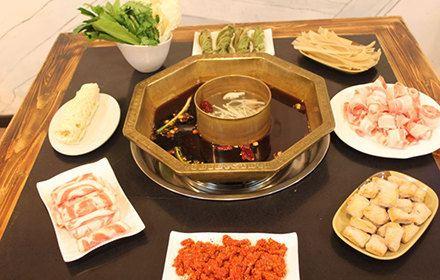 辣莊重慶老銅火鍋