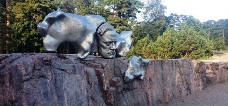 Sibelius Park & Monument2