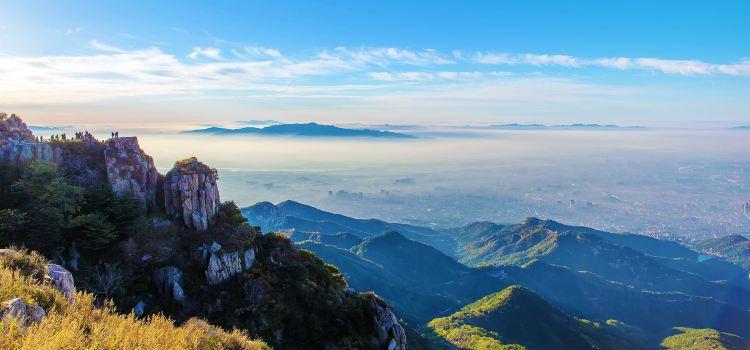 Mount Tai Scenic Area3