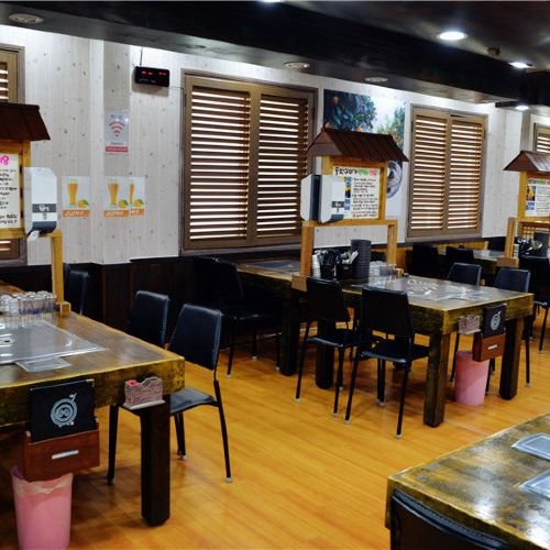 Jeju Don&Dol Barbecue