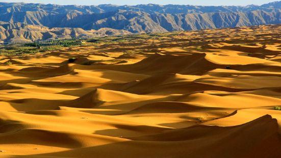 大漠風情景區