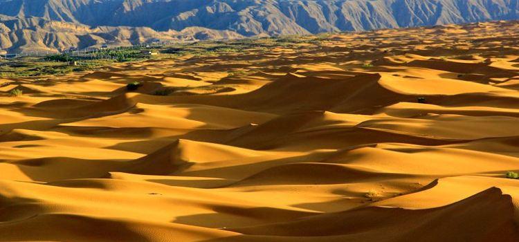 大漠風情景區2