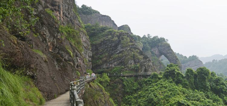 象鼻山地質公園2