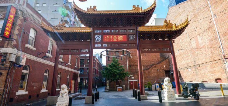 Chinatown Melbourne1