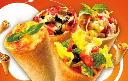 哈薩裏海螺披薩