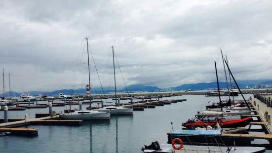 Sanya Port Yacht Club
