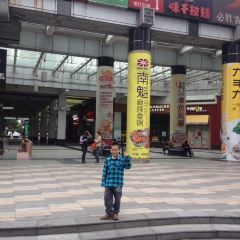 Guangzhou East Railway Station Square User Photo