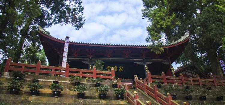 七曲山大廟2