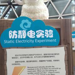 상하이 과학기술관 여행 사진