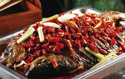 巫山烤全魚重慶雞公煲