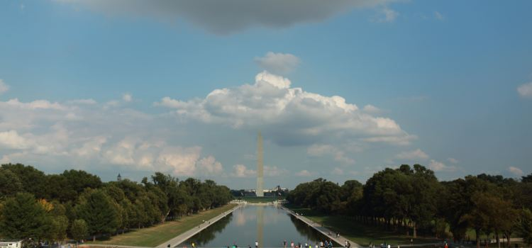 Lincoln Memorial Reflecting Pool3