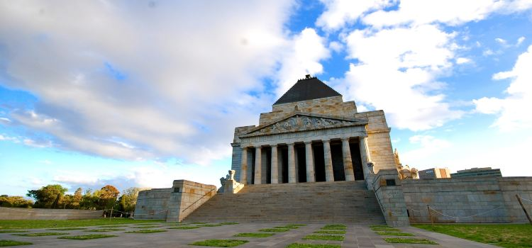 Shrine of Remembrance3